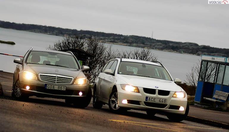 BMW или Mercedes2