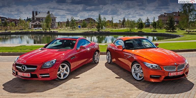 что лучше BMW e34 или BMW e36
