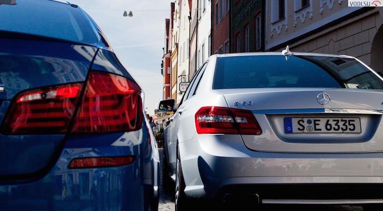 BMW или Mercedes4