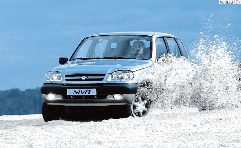 Chevrolet NIVA223