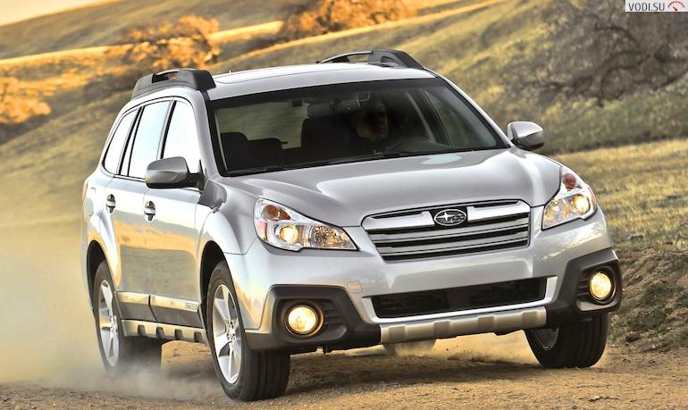 Subaru Outback1443