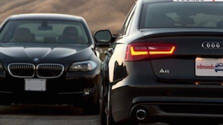AUDI или BMW?