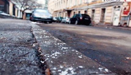 Реагенты для дорог — что используют?