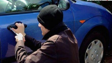 Как крадут машины?