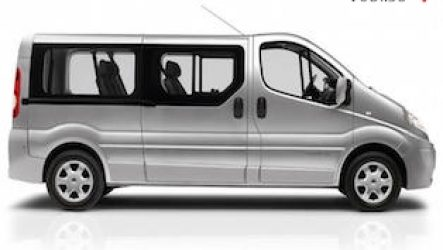 Минивэны Renault