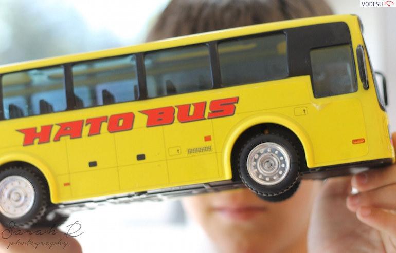 Перевозка детей в автобусах1