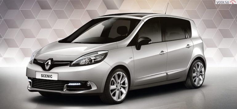 Renault Scenic14434