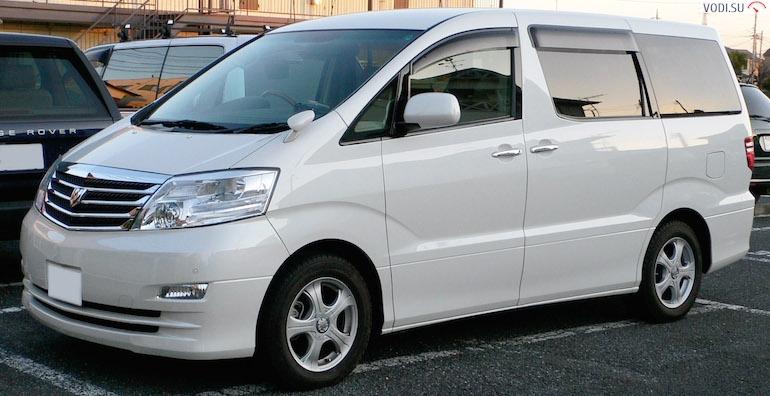 Toyota Alphard233