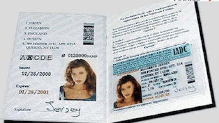Оформление международного водительского удостоверения