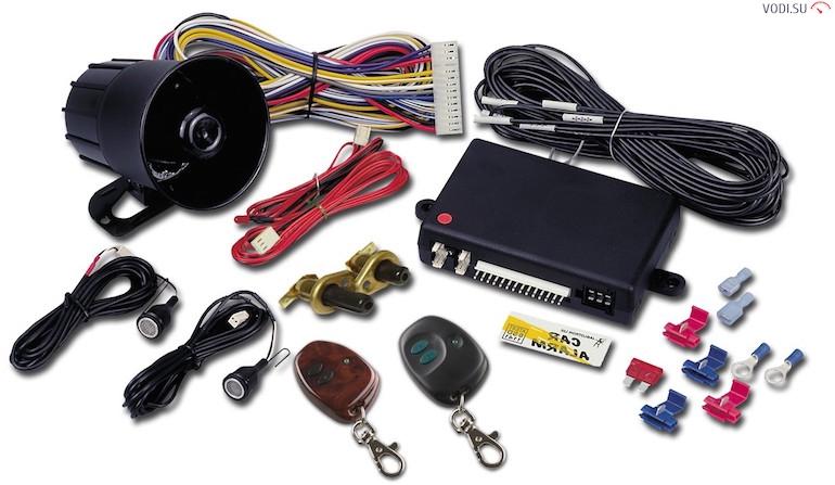 Выбор сигнализации для авто1