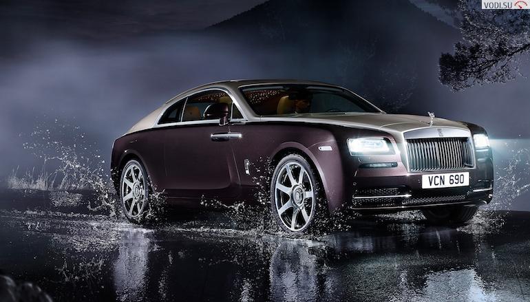 Rolls-Royce Wraith5435