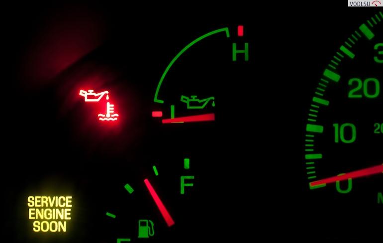 BMW e39 на холостых загорается масло