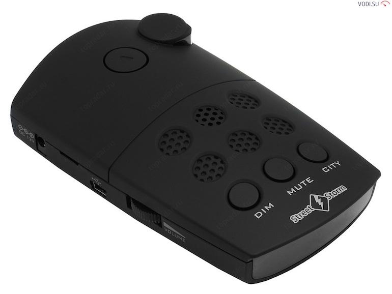 Street Storm STR-9000EX GP One BT kit
