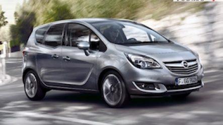 Минивэны Opel