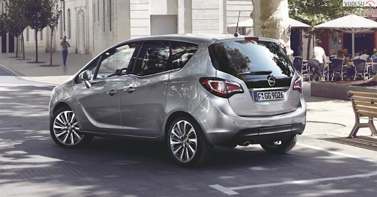 Opel Meriva2