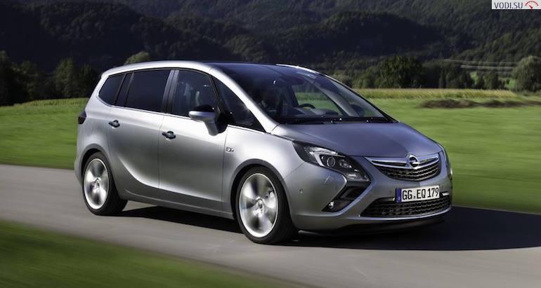 Opel Zafira1
