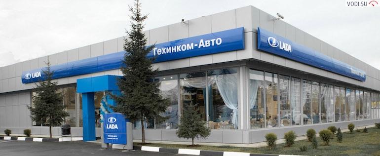 Техинком-Строгино345