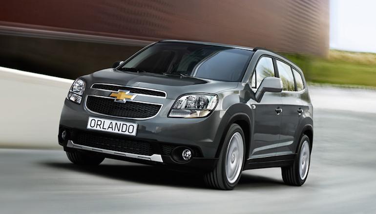 Chevrolet Orlando-5341