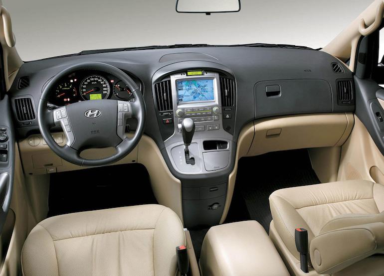 Hyundai H-1-5554