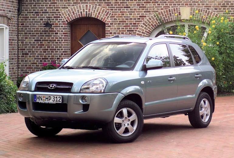 Hyundai Tucson I