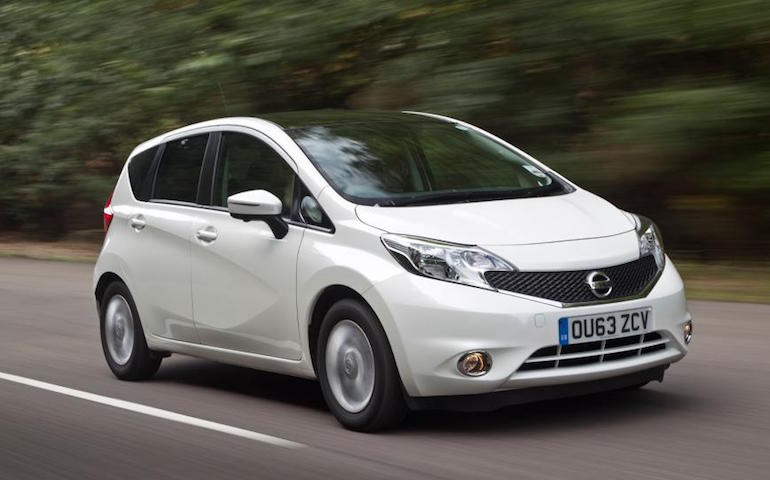 Nissan Note4312