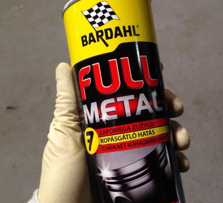 Bardahl Full Metal33