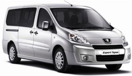 Минивэны Peugeot
