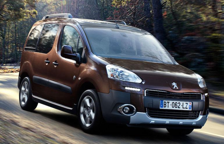 Peugeot Partner Tepee