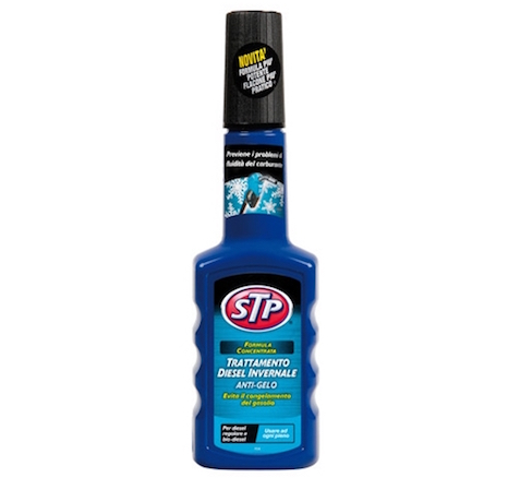 STP DIESEL TREATMENT WITH ANTI GEL44