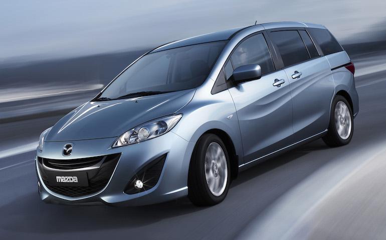 Mazda 5 (Mazda Premacy)1
