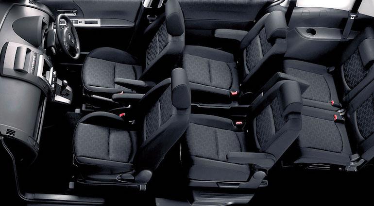 Mazda 5 (Mazda Premacy)2