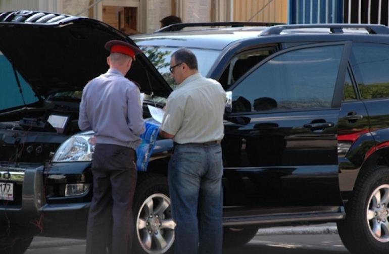 Продажа машины без снятия с учета2