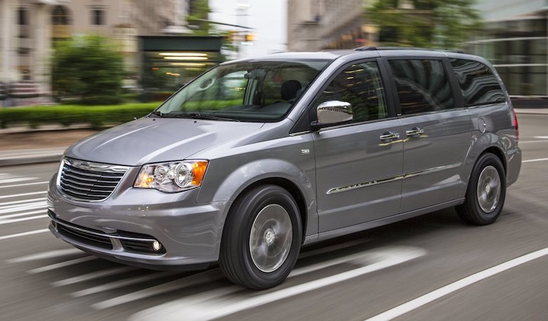 Chrysler Town & Country1