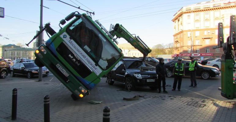 повредили машину при эвакуации - что делать2