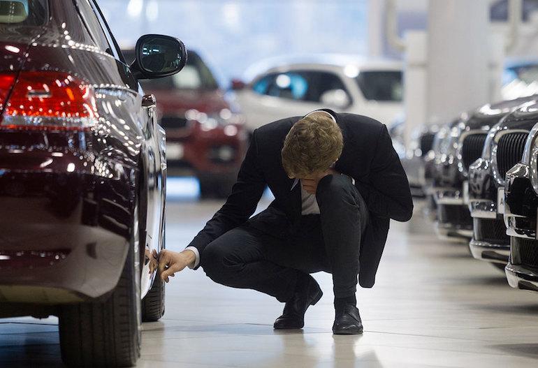 Обман в салонах при покупке нового авто4
