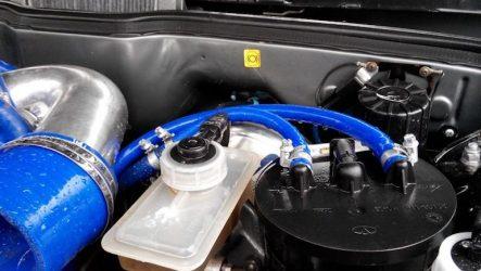 Адсорбер (система улавливания паров бензина)