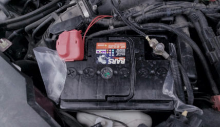 Зарядка АКБ при работе двигателя на холостом ходу